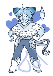 blue lace agate OTA CLOSED by electribee