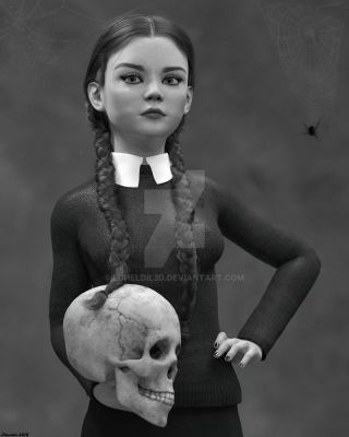 Joy Addams by Edheldil3D