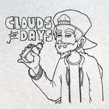 'Clouds for Days' by Regmont