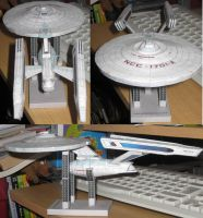 Enterprise A by paperart