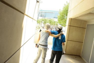 Air Gear: Brothers For Life by Seizure-kun