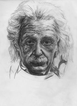 Einstein wip by shurikmx