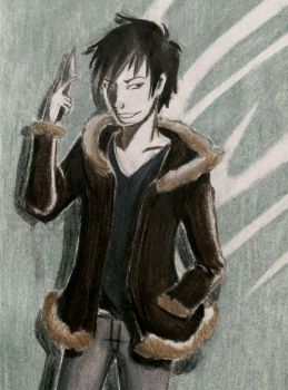 Orihara Izaya by chexie101