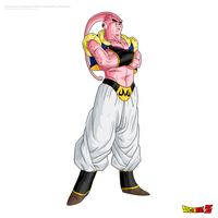 Super Buu - Gotenks Absorbed by Rexobias