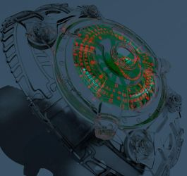 K4ICY Boiler Watch Concept (glass) by MikeK4ICY