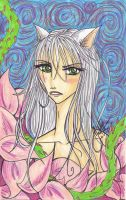 Youko by The-Insomiac-Artist