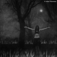 The Witch Burns In The Heat Of The Flames by Morphine-Cloud