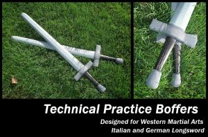 Technical Practice Boffers by BanesArmory