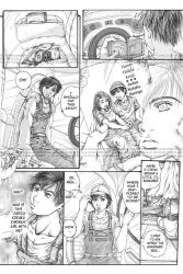 The Hitchhiker-- pg 19 by genaminna