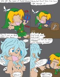 Zelda OoT Comic 103 by Dilly-Oh