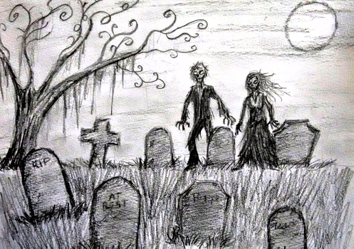 Til Death do us part...or not. by RabidTrapper