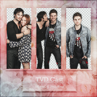 Png Pack 525 - TVD cast by southsidepngs