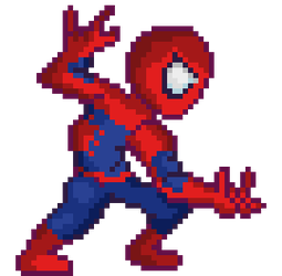 Spider-Man (Marvel) by Breeky