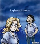 Raspberry summers by sw