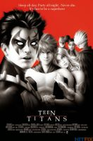 Teen Titans - Lost Boys by AlexGarner