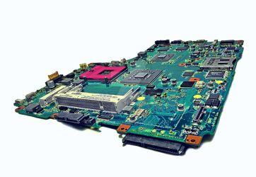 notebook motherboard by attilasebo