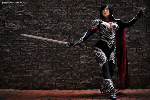 New costume! Nightraven Fiora - League of Legends by yayacosplay