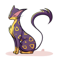 Pokeddexy Challenge Day 02 - Liepard!