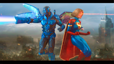 Injustice 2: Team Up by Mike92evil92