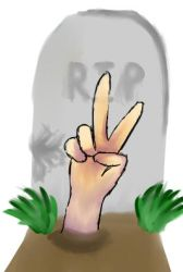 Rest In Peace by masterwgc