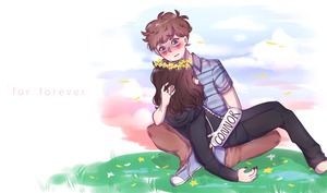 For Forever by shiroiyuki2612