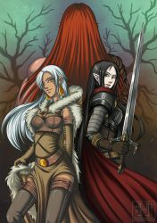 Weena Contest - Dark and Light by Hedrick-CS