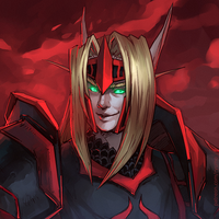WoW: Styvan portrait by ryumo