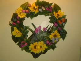 Wreath by Cipher002