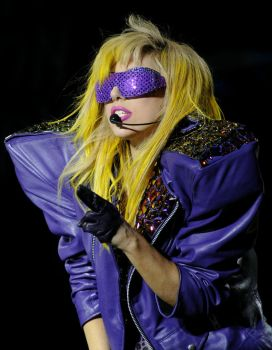 Dance In The Dark Monster Ball by GAGAISMYSOUL