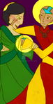 Dancing With the Lady Beifong by dorondes