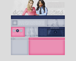 Daily-ScreamQueens.blog.cz - Ordered Layout 02 by lenkamason