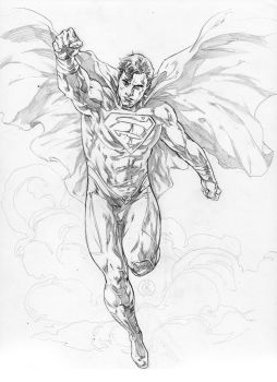 SUPERMAN by caananwhite