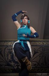 Armony of the Elements :ALOK Cosplay: by Galatea-DNegro