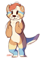 Otter Bub by Toxic-Justice