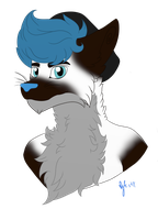 [GIFT] Skylar The Wolf Thing by ThePiage