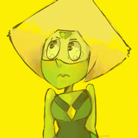 quick sketch peridot by AtomicKitten13
