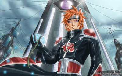 Commision - Yahiko PAIN by zeth3047