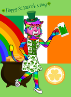 Happy St.Patrick's Day 2018 by mkl91