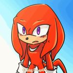 Knux Cri by Icy-Cream-24