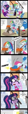 Commission: The Volcano Vacuum by Niban-Destikim