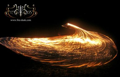 Fire Whip's blow by MD-Arts