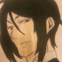 Sebastian michaelis-colour by DeathTheKid66