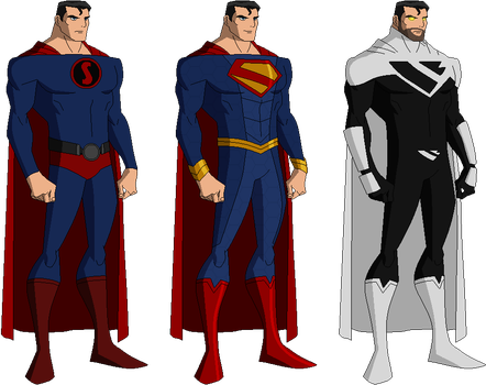 Clark Kent Redesign by derp99999