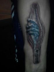 New tattoo by Ghost8969