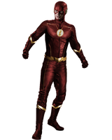 The Flash Season 4 Suit (2024) by Spider-maguire