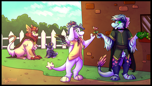 Earth HW Week 4 - For You by CherryTrabbit