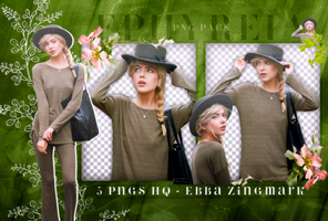 Png Pack #38 - Ebba Zingmark by ephyreia
