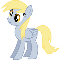 Derpy Hooves - Being Derpy by extreme-sonic
