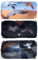 Unknown journeys | Tribute sheet #3 by Lairai