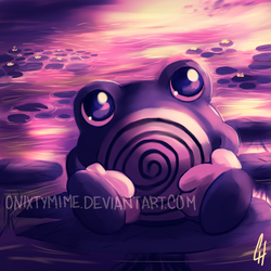 061 - Poliwhirl by OnixTymime